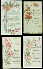 lotto santini-holy cards lot-lot images pieuses-konvolut heiligenbildichen 2529
