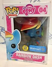 POP My Little Pony Rainbow Dash Glow-in-the-Dark Figure,Walmart Exclusive FUNKO