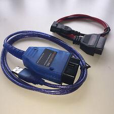 3 Pin OBD2 KKL VAG USB+Fiat ECU Scan Diagnostic Interface for Alfa Fiat