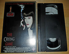 * The Crying Game (1992) * Stephen Rea * Forest Whitaker * VHS Film * UFA *