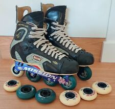 Mission Proto VS Men's 12D Senior Roller Inline Hockey Skates Penetrator HiLo