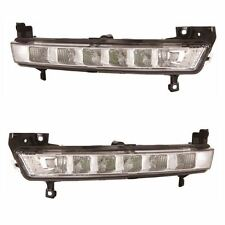 Citroen C4 Grand Picasso 3/2011-2013 Daytime Running Lights Lamps 1 Pair