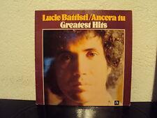 LUCIO BATTISTI - Greatest hits