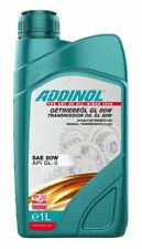 ADDINOL Getriebeöl 1 Liter Gl80 W Gl-3 (74500107)