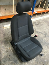 08-12 AUDI A3 5 DOOR DRIVER SIDE FRONT SEAT WITH HEADREST AS PER PICTURES
