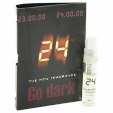 24 Go Dark The Fragrance Jack Bauer by ScentStory Vial sample 0.04 oz For Men
