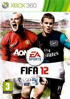 FIFA 12 (Xbox 360) - Free Postage - UK Seller