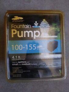 SMART POND FOUNTAIN POND PUMP 80-155GPH FLOW CONTROL