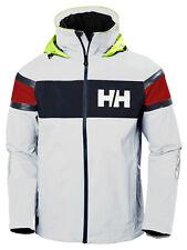 Helly Hansen Salt Flag Men's Jacket 33909/001 White NEW