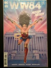 DC Wonder Woman 1984 #1 Cover A Movie Prequel Tie In Nm Mint Hot Key CGC Ready
