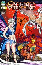 Soulfire #1 Dying Of The Light Signed By Creator & Artist Michael Turner