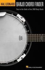 BANJO CHORD FINDER 6X9 by