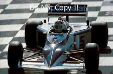 Nelson Piquet Brabham BT52 French Grand Prix 1983 Photograph 1