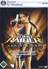Lara Croft: Tomb Raider Anniversary - Collector's Edition (PC DVD ROM) Windows