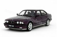 BMW M5 E34 daytona violet metallic Otto Mobile 1:18 NEU NEW