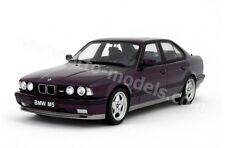 BMW m5 e34 DAYTONA Violet Metallic OTTO MOBILE 1:18 NUOVO NEW