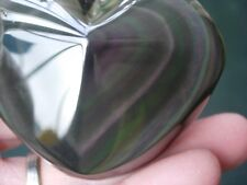 rainbow obsidian polished free form RB04