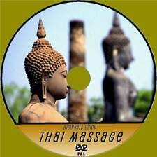 LEARN THAI MASSAGE VIDEO DVD EASY TO FOLLOW EXPERT TUTORIAL FOR BEGINNERS NEW