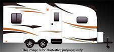RV, Trailer Hauler, Camper, Motor-home Large Decals/Graphics Kits 24-k-7