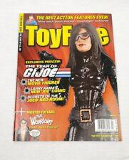 Toyfare Magazine The Year Of Gi Joe March 2009 No 139