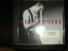RARE PROMO Freestyle CD REI SUMMERS - TIME AFTER TIME 4 TRKS  Warlock