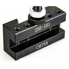 Axa 1 Quick Change Turning Amp Facing Cnc Lathe Tool Post Holder 250 101