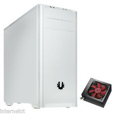BITFENIX NOVA WHITE - 750W 6-PIN PSU - ATX MATX MINI ITX USB 3.0 GAMING CASE