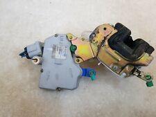Nissan Patrol SWB GR Y61 2.8 97-05 RD28PassengerCentral Door Locking Mechanism