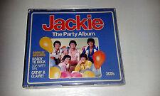 Jackie The Party Album 3CD ABBA SWEET SLADE WIZZARD T.REX MUD BONEY M CHER ETC..