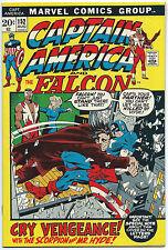 CAPTAIN AMERICA #152 Aug 1972 VF/NM 9.0 MARVEL PICTURE FRAME FALCON MR. HYDE App