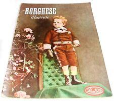 RIVISTA - IL BORGHESE N. 16 - APRILE 1957