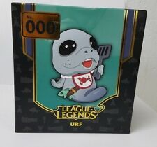 LEAGUE OF LEGENDS URF 000 RIOT GAMES UNOPENED NEW IN BOX FIGURE