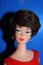 European Vintage Barbie Bubble Cut Genuine Side Part