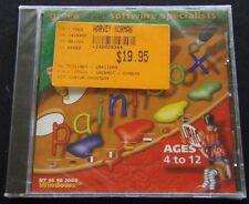 Greenstreet Junior Paintbox NT 95 98 2000 Windows CD-Rom (C336L)