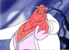 The Devil & Daniel Mouse Animation DEVIL Hand Painted Cel & Copy Background 1978