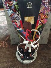 Marvel Diorama Spiderman Vs Dr. Ovtopus