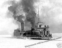Photograph of Transfer Steamship Landsdowne of Windsor Detroit Year 1905  8x10