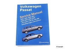 NEW Volkswagen Passat 98-05 Bentley Repair Manual VW8000214