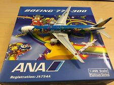 "ANA All Nippon Boeing 777-300 JA754A ""Pokemon"" Phoenix 1:400 (PH4ANA636)"