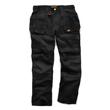 SCRUFFS WORKER PLUS TROUSERS COMBAT CARGO WORK PANTS *FAST & FREE DELIVERY*