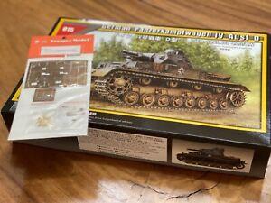 1/35 Tristar Panzer IV Ausf D OOP Super Kit + Bonus Voyager Add-On Armor PE35076