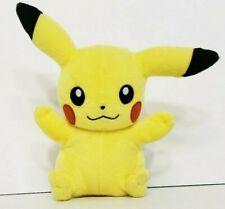 """Pokémon Pikachu Plush 9"""" TOMY Label Stuffed Toy Doll Nintendo"""