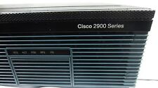 Cisco 2921 Integrated Services Router 2900 T1 Module CISCO2921/K9 ISR V06 Series