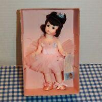 """Madame Alexander 8"""" Collectible ballerina  with box"""