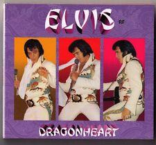 Elvis PRESLEY FTD CD-Dragonheart-Live in South Bend, Indiana
