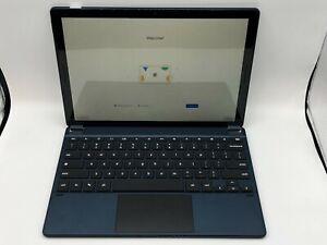 Google Pixel Slate Midnight Blue i5 8GB 128GB WiFi Good Cond. w/ Brydge Keyboard