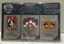DISNEY STORE 30th ANNIVERSARY LIMITED EDITION PIN SET - WEEK 1 of 10