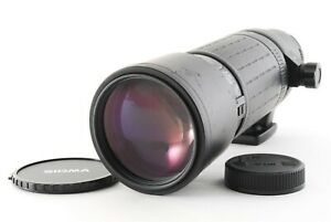 [Exc+5] SIGMA APO TELE MACRO 400mm F5.6 D AF Telephoto Lens for Nikon Japan 602