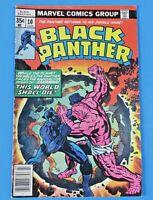BLACK PANTHER #10 MARVEL BRONZE AGE COMIC BOOK 1978 ~ FN/VF
