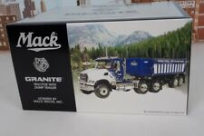 1st Gear 1/34 Scale No.19-3301 Mack Granite Tractor & Dump Trailer Mack #M1368